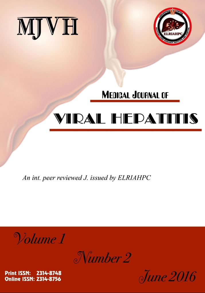 Medical Journal of Viral Hepatitis